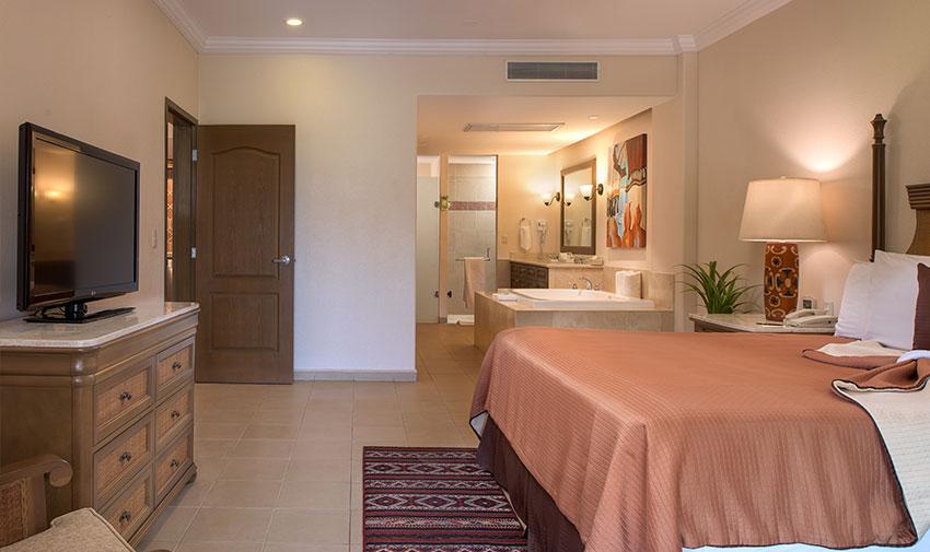 Suite de Dos Recámaras Villa del Palmar Beach Resort & Spa en las Islas de Loreto