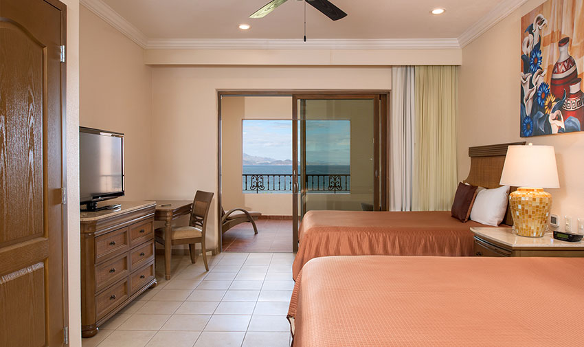 Two Bedroom Suite  Villa del Palmar Beach Resort & Spa at the Islands of Loreto