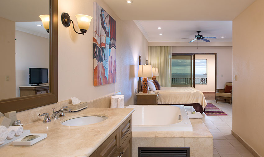 Three Bedroom Suite Villa del Palmar Beach Resort & Spa at the Islands of Loreto