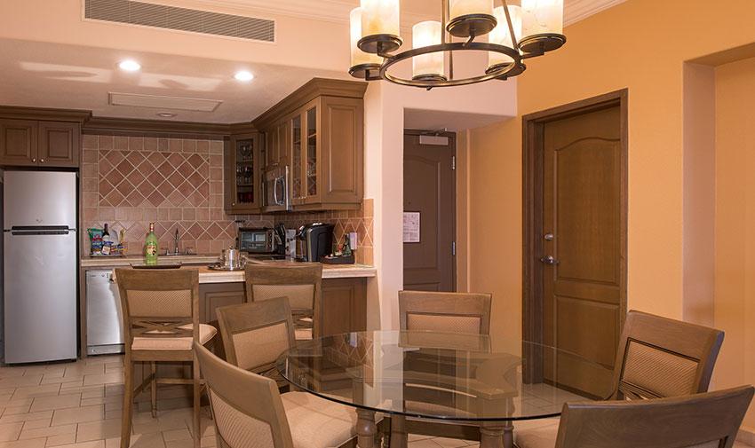 Suite de Tres Recámaras Villa del Palmar Beach Resort & Spa en las Islas de Loreto