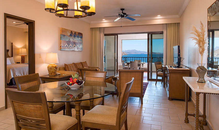 Ambassador Two Bedroom Penthouse Villa del Palmar Beach Resort & Spa at the Islands of Loreto