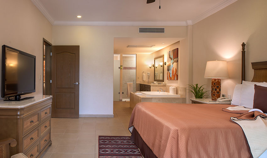 Royal Three Bedroom Penthouse Villa del Palmar Beach Resort & Spa at the Islands of Loreto