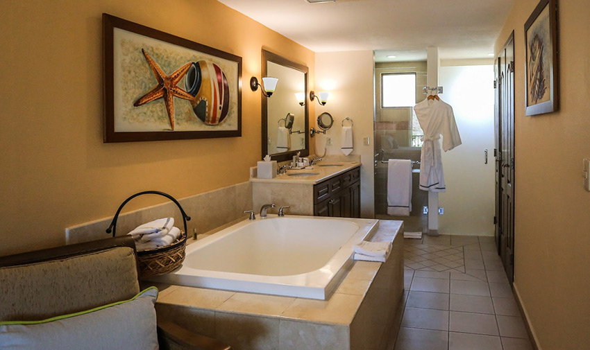 One Bedroom Suite Premium Floor Villa del Palmar Beach Resort & Spa at the Islands of Loreto