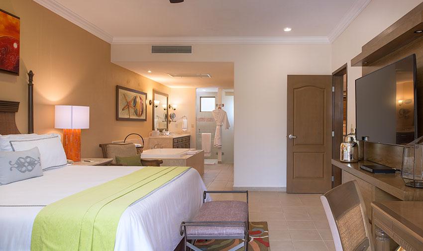 Two Bedroom Suite Premium Floor Villa del Palmar Beach Resort & Spa at the Islands of Loreto