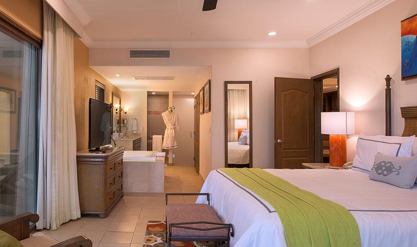Suite de Dos Recámaras Premium Villa del Palmar Beach Resort & Spa en las Islas de Loreto