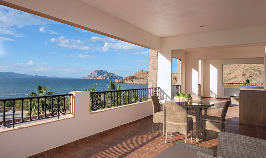 Three Bedroom Suite Premium Floor Villa del Palmar Beach Resort & Spa at the Islands of Loreto