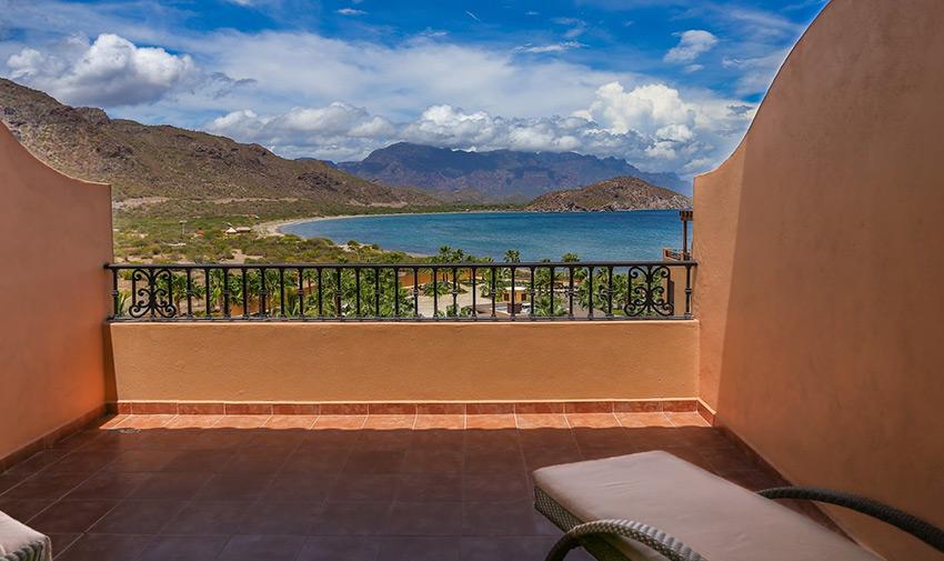 Suite de Lujo Vista al Mar Villa del Palmar Beach Resort & Spa en las Islas de Loreto