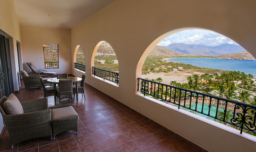 One Bedroom Suite Ocean View Villa del Palmar Beach Resort & Spa at the Islands of Loreto