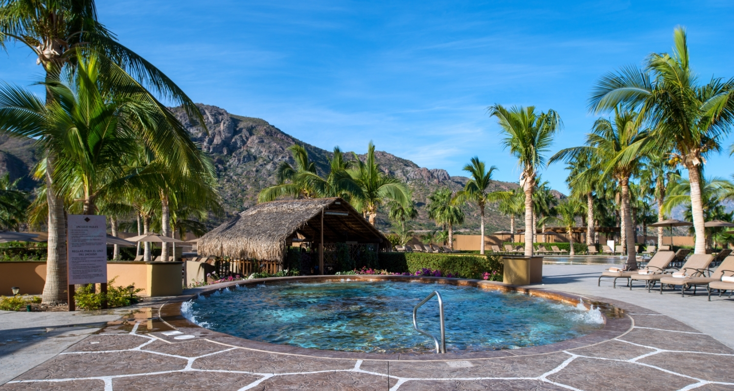 Villa Del Palmar Loreto Pools