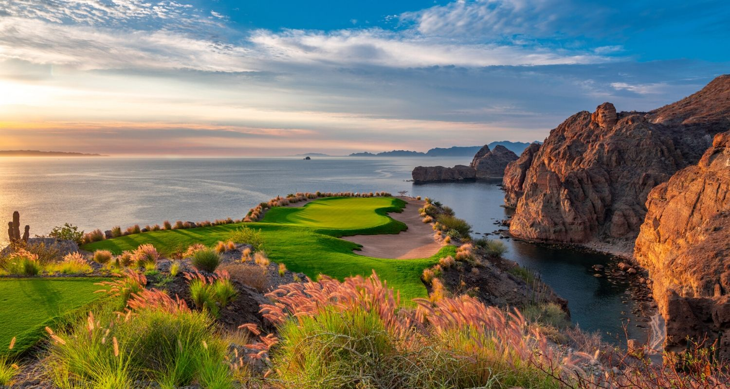 Tpc Danzante Bay Panoramic Hole