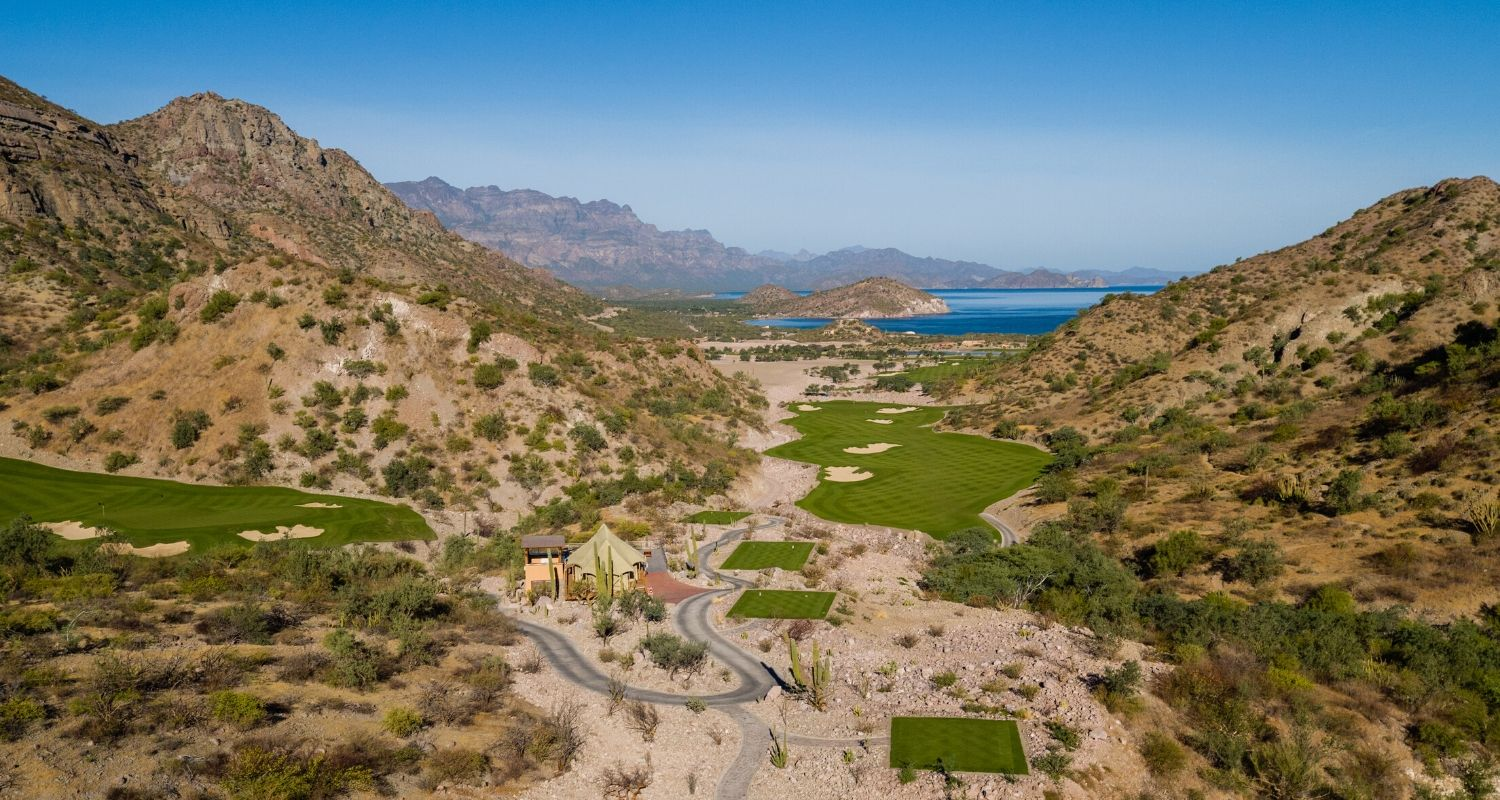 Tpc Danzante Bay Golf Course Hole