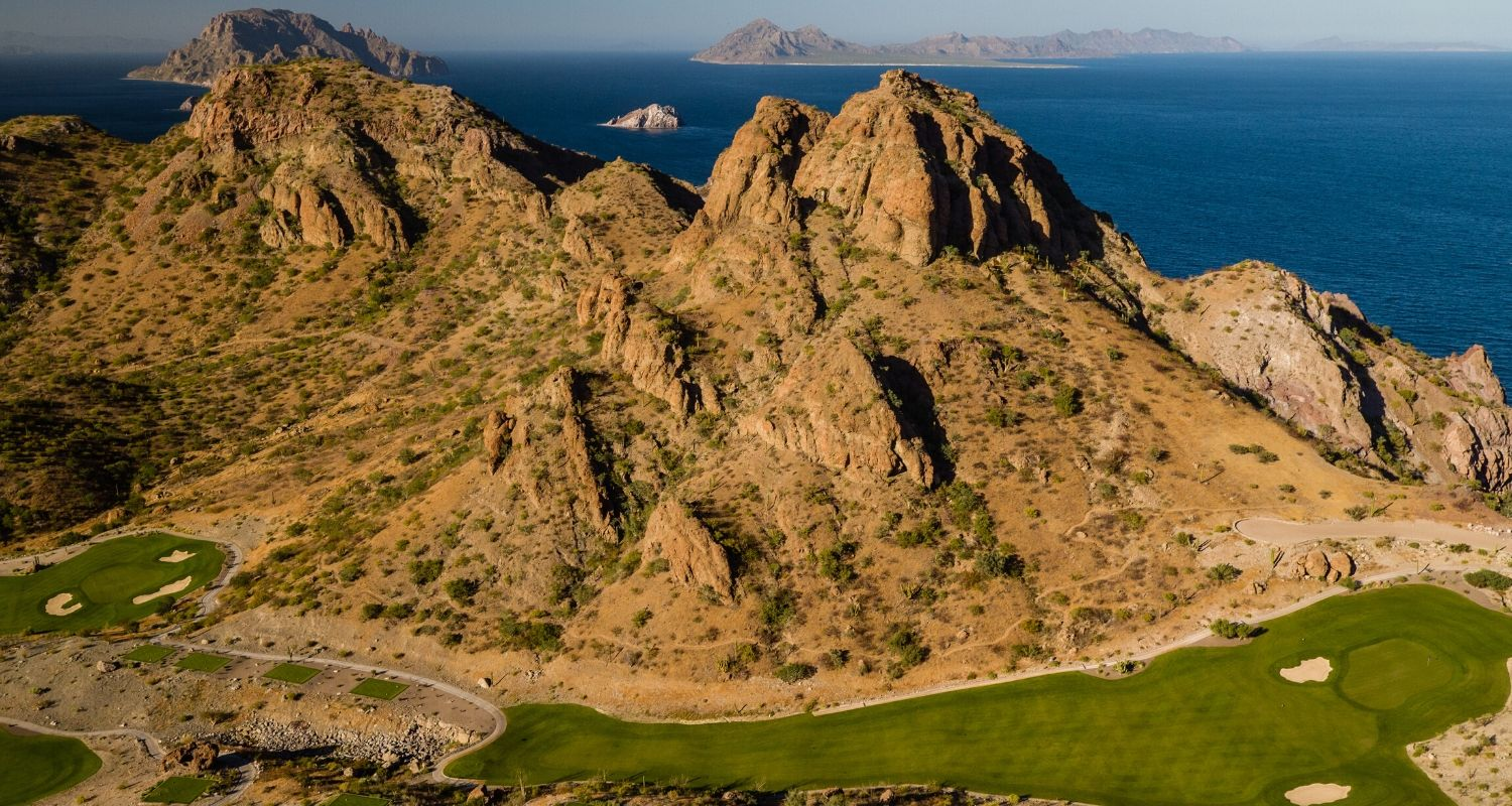 Tpc Danzante Bay Hole Panoramic