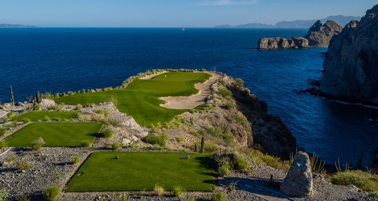 Tpc Danzante Bay Hole Ocean View