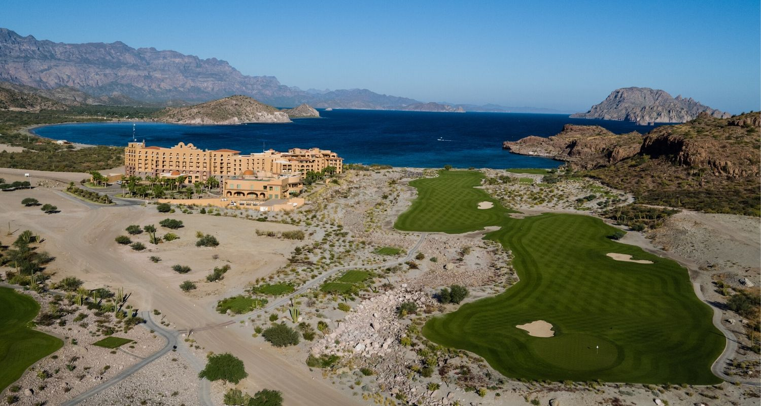 Tpc Danzante Bay Holes Panoramic