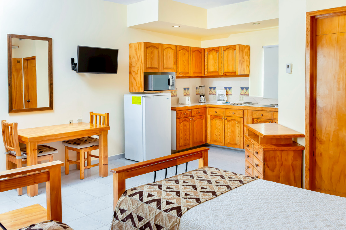 Twin Studio Hotel Santa Fe Loreto