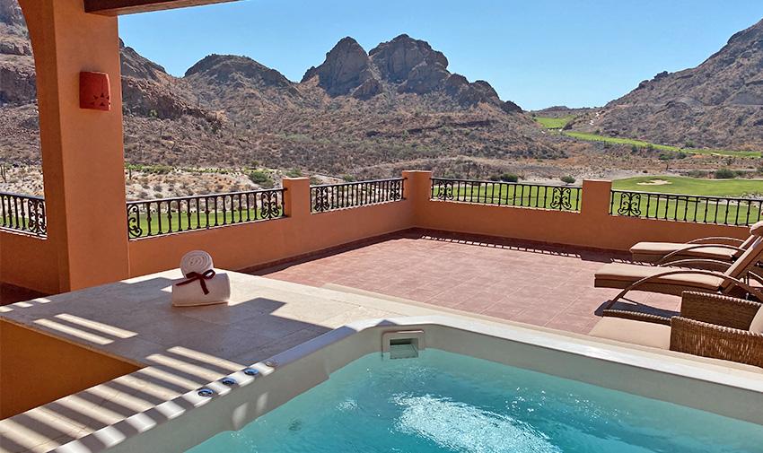 Ambassador Two Bedroom Penthouse Villa del Palmar Beach Resort & Spa at the Islands of Loreto