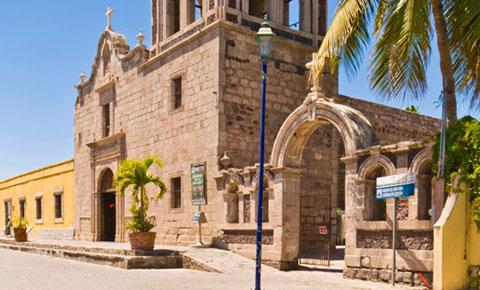 Villa Del Palmar Loreto City Tour