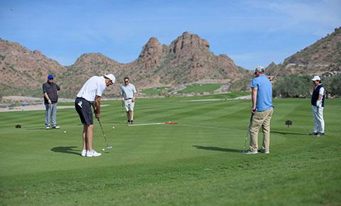 Villa Del Palmar Loreto Golf