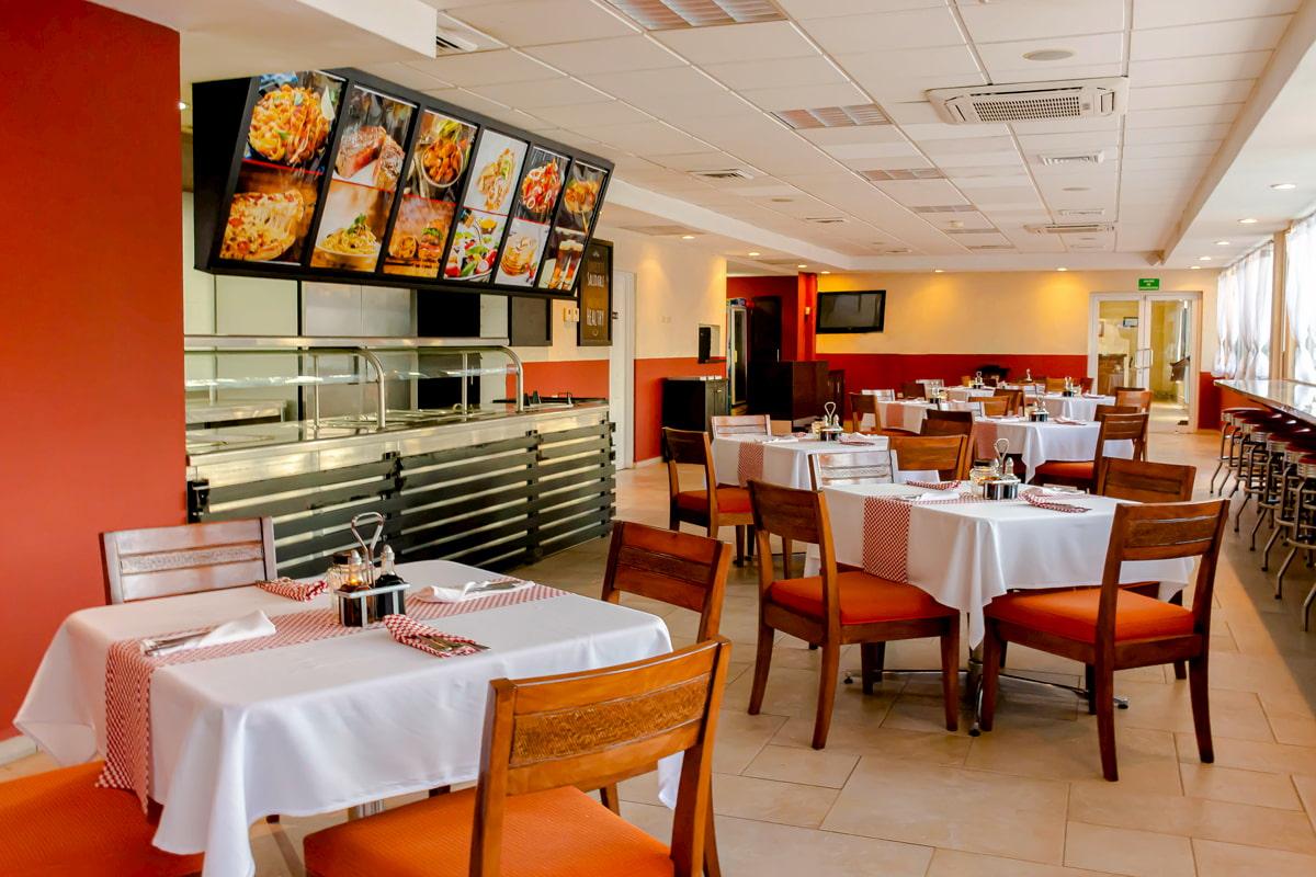 Main Hotel Santafe Restaurante Casa Mia
