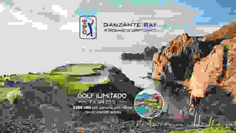 Paquete de Golf Ilimitado