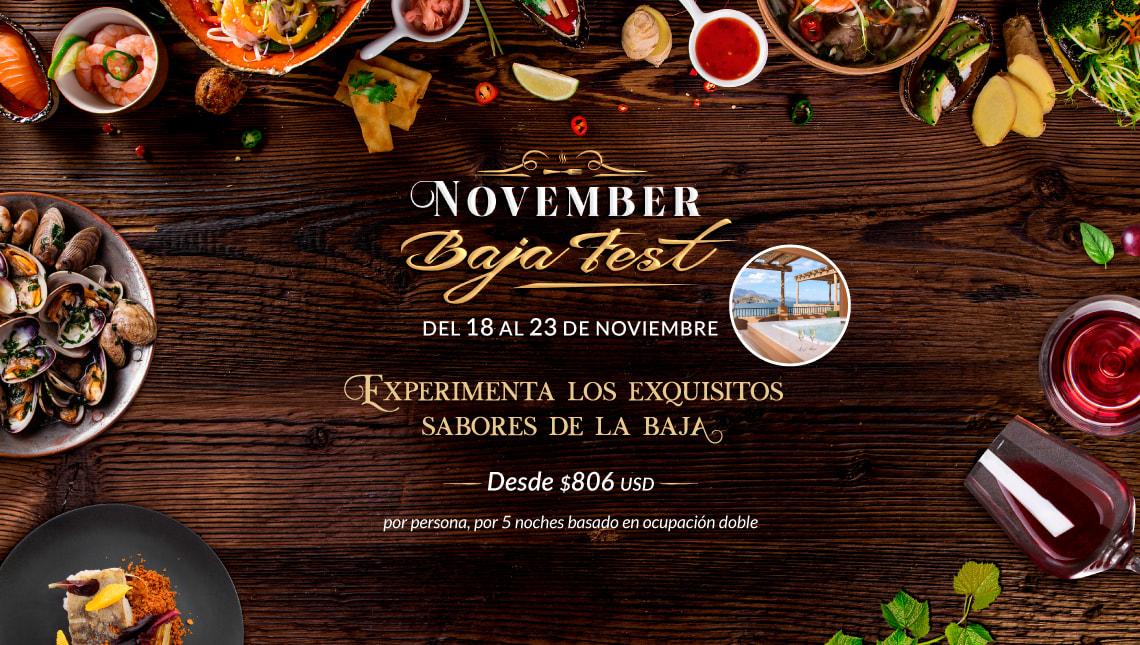 November Baja Fest