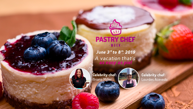 Pastry Chef Week - JUNE