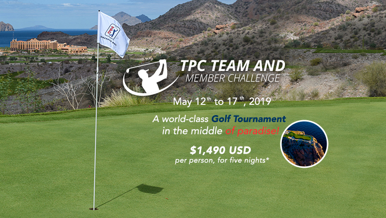 TPC Team and Member Challenge - MAY