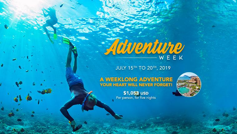 Adventure Week - JULY