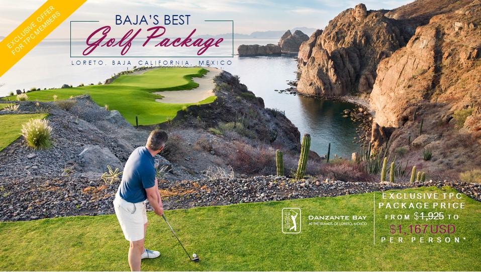 Baja's Best Golf Package