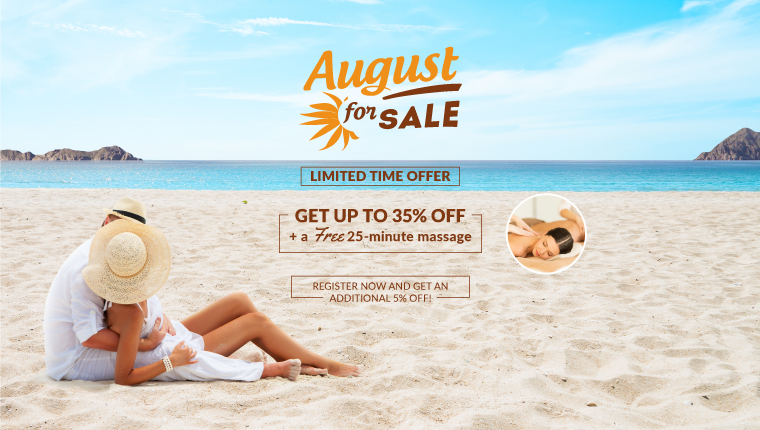 August For Sale