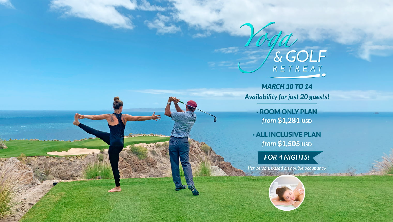 Yoga & Golf Retreat