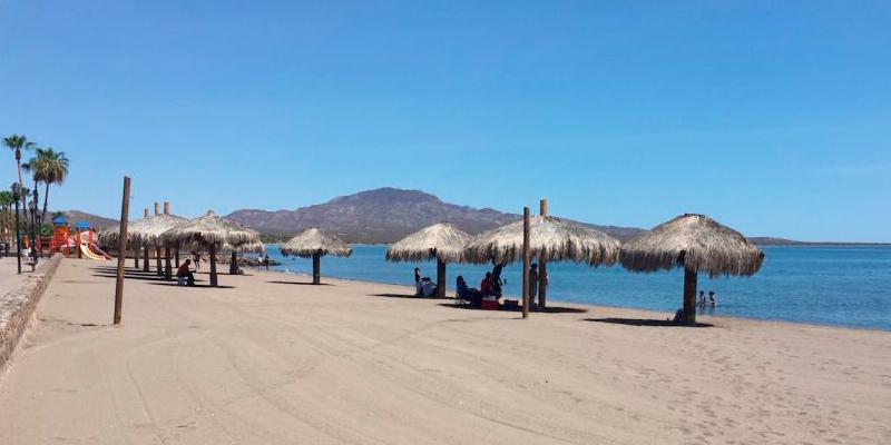 Villa Del Palmar Loreto Main Beach
